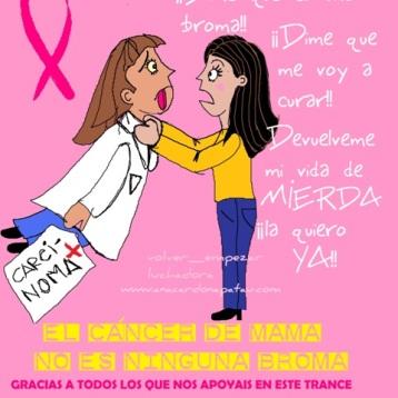 cancer mama no es broma ana cardona patau ilustracion web