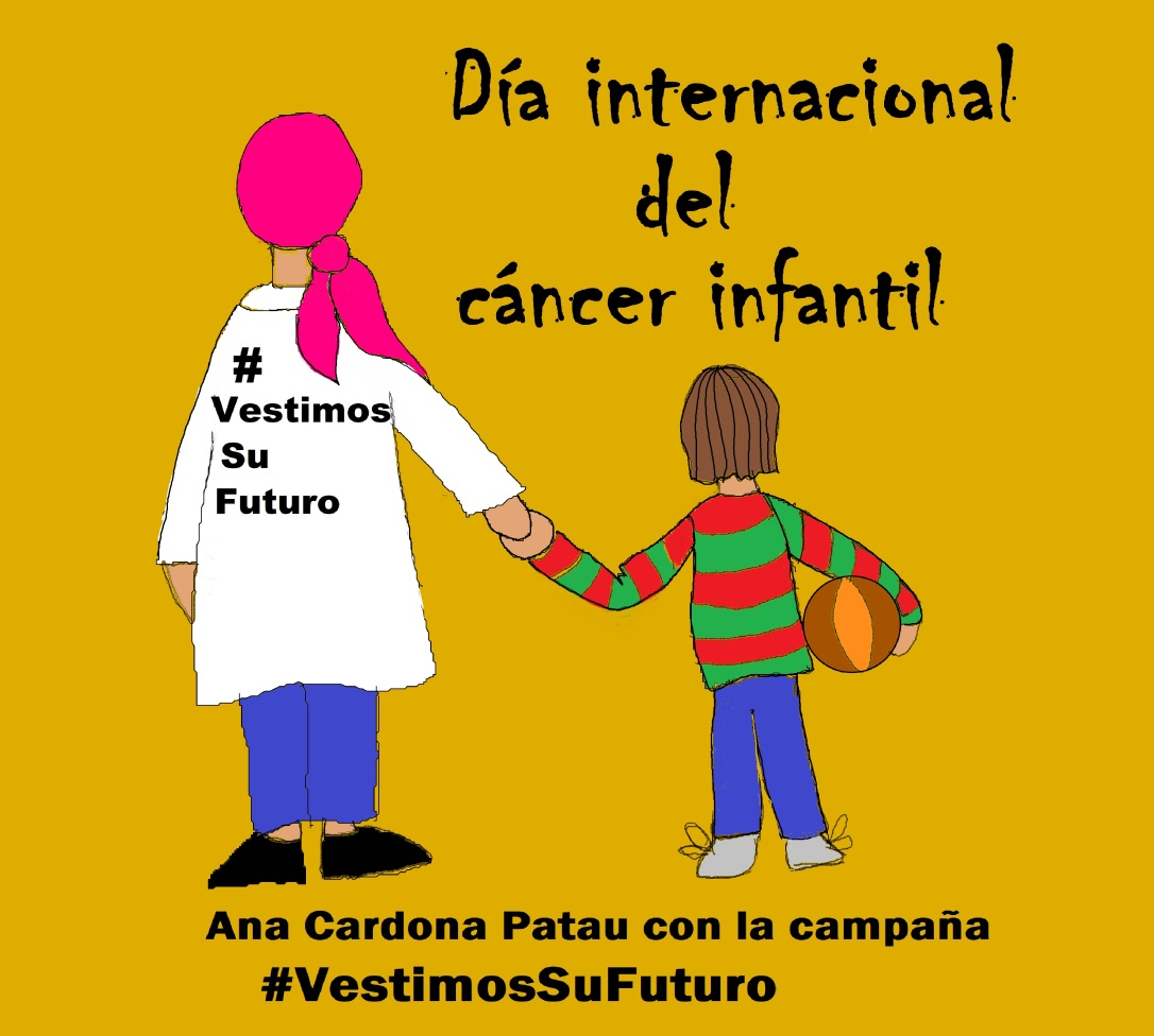 vestimos su futuro Ana Cardona